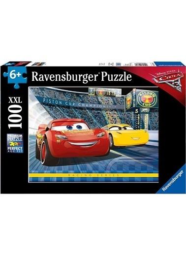 Ravensburger 100 Parça Puzzle WD 108510 Renkli